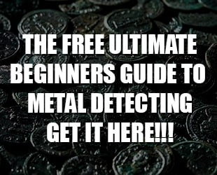 Beginners guide to metal detecting